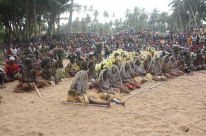 Masyarakat-di-Wambi : foto Ans.k/Jubi